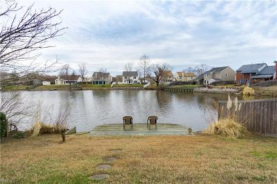 Virginia Beach Single Family Home New Listing: 3164 Crestwood Ln