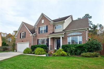Virginia Beach Single Family Home New Listing: 2201 Cabot Ct