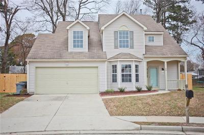 Hampton Single Family Home New Listing: 34 Keeton Ct