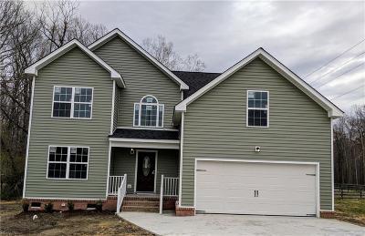Hampton Single Family Home New Listing: 1432 Big Bethel Rd