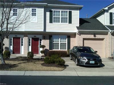 Virginia Beach Single Family Home New Listing: 1161 Yarbrough Way