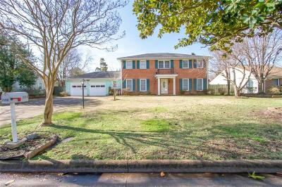 Virginia Beach Single Family Home New Listing: 2213 Covered Bridge Way