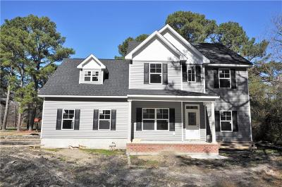 Chesapeake Single Family Home New Listing: Mm Beech Am