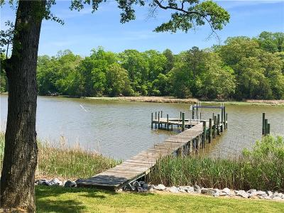 Suffolk Single Family Home New Listing: 2932 Harbor Rd