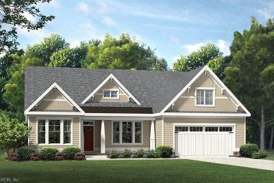 Chesapeake Single Family Home New Listing: Mm Mills House I Ln