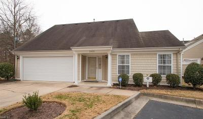 Suffolk Single Family Home New Listing: 2015 Nicklaus Dr