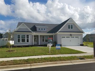 Chesapeake Single Family Home New Listing: 1825 Ashlar Ln