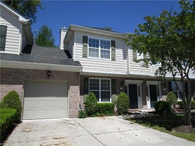 Chesapeake Single Family Home New Listing: 1538 Long Parish Way
