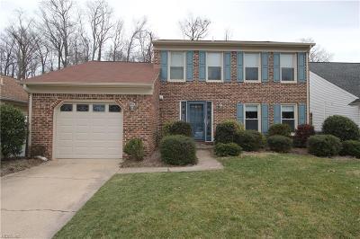 Chesapeake Single Family Home For Sale: 1913 Shepherds Gate
