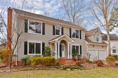 Chesapeake Single Family Home New Listing: 512 Piping Rock Dr