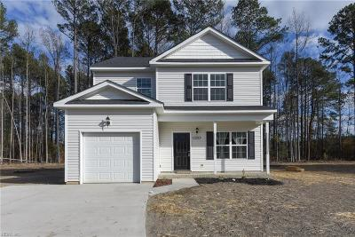 Suffolk Single Family Home New Listing: 2040 Nansemond Pw