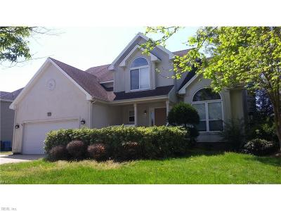 Virginia Beach Single Family Home New Listing: 933 Sandoval Dr