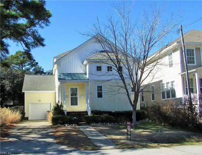 Norfolk Single Family Home New Listing: 9533 4th Bay St