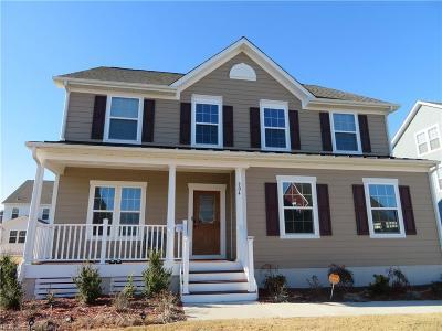 Chesapeake Single Family Home New Listing: 804 Canoe St