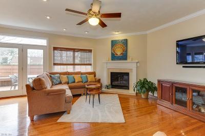 Virginia Beach Single Family Home New Listing: 2177 Bierce Dr
