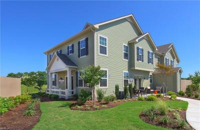 Virginia Beach Single Family Home Under Contract: 1608 Halesworth Ln