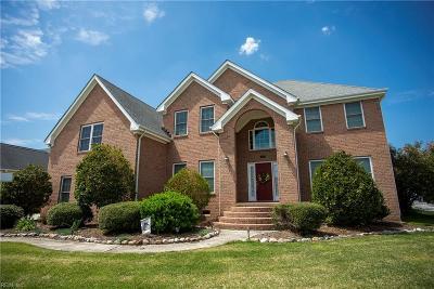 Chesapeake Single Family Home New Listing: 1617 Kettle Creek Ter