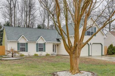 Virginia Beach Single Family Home New Listing: 2379 Kerr Dr
