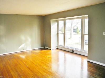 Norfolk Single Family Home New Listing: 8129 Deerfield Rd