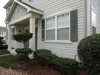 Chesapeake Single Family Home New Listing: 1449 Titchfield Dr