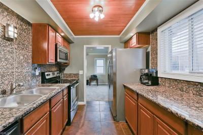 Norfolk Single Family Home New Listing: 2512 Palmyra St
