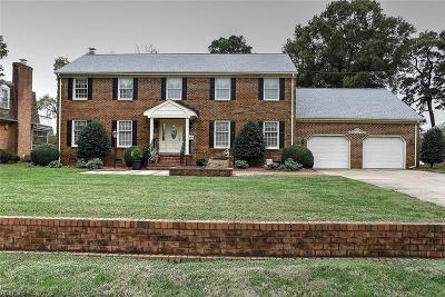 Norfolk Single Family Home New Listing: 7627 Leafwood Dr