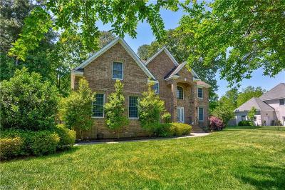 Virginia Beach Single Family Home New Listing: 4317 Blackthorne Ct
