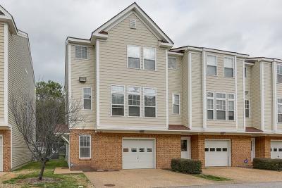 Virginia Beach Single Family Home New Listing: 4740 Beach Bay Ct