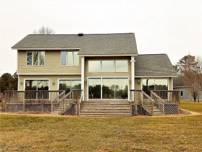 Gloucester Single Family Home For Sale: 8833 Coles Lndg