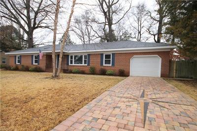 Portsmouth Single Family Home New Listing: 112 Yorkshire Rd