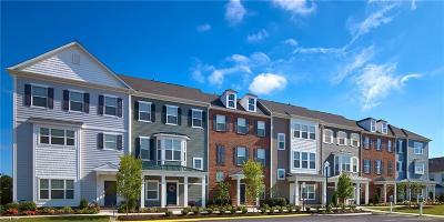 Virginia Beach Single Family Home Under Contract: 4209 Claredon Way