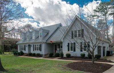 Virginia Beach Single Family Home New Listing: 905 Saint Gregorys Way