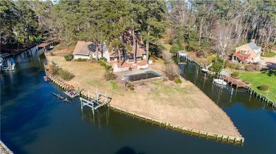 Virginia Beach Single Family Home New Listing: 1519 Duke Of Windsor Rd