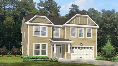 Chesapeake Single Family Home New Listing: Mm Marielle (Olahs Landing)