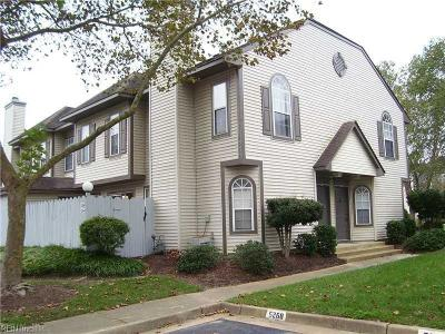 Virginia Beach Single Family Home New Listing: 5264 Bardith Cir