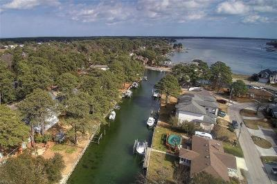Virginia Beach Single Family Home New Listing: 2745 Broad Bay Rd