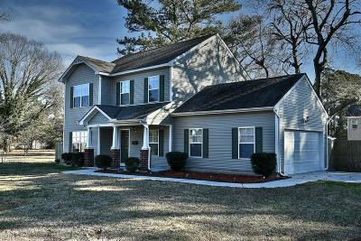 Virginia Beach Single Family Home New Listing: 1521 Indiana Ave