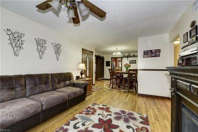 Norfolk Single Family Home New Listing: 2424 Kennon Ave