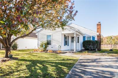 Virginia Beach Single Family Home New Listing: 4012 Rainbow Dr
