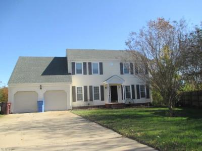 Chesapeake Single Family Home New Listing