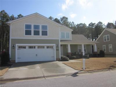 Virginia Beach Single Family Home New Listing: 5444 Memorial Dr