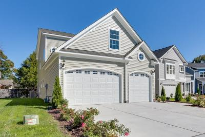 Virginia Beach Single Family Home New Listing: Mm Leigh At The Vineyard