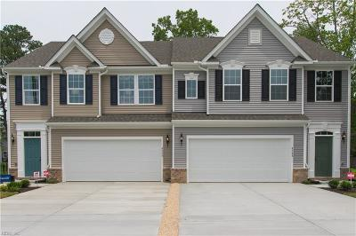 Chesapeake Single Family Home Under Contract: 4642 Indiana Ave