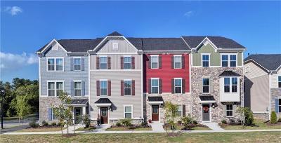 Virginia Beach Single Family Home Under Contract: 513 Clara Ln