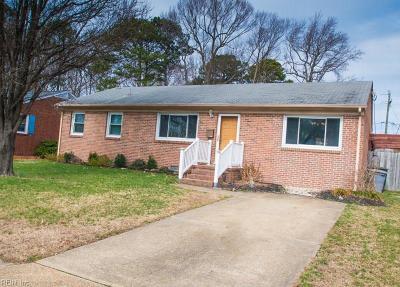 Hampton Single Family Home New Listing: 169 Chickamauga Pk