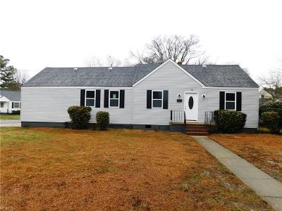 Portsmouth Single Family Home New Listing: 12 Fairview Cir
