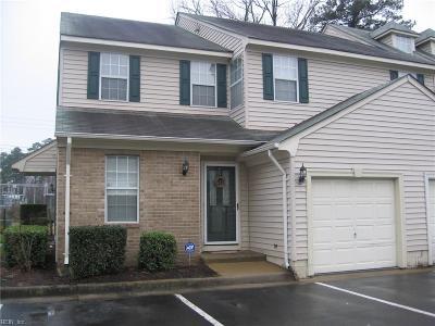 Virginia Beach Single Family Home New Listing: 1519 Heritage Ave