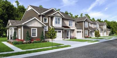 Chesapeake Single Family Home New Listing: Mm Abbey Hill-Cambridge