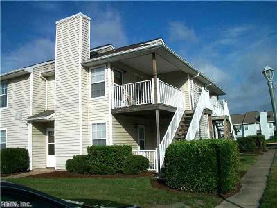 Virginia Beach Single Family Home New Listing: 518 Pillar Ct