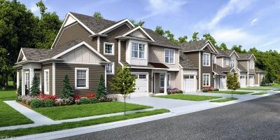 Chesapeake Single Family Home New Listing: Mm Buckingham @ Abbey Hill